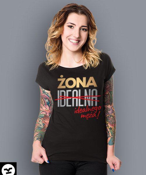 Koszulki dla Par - damskie